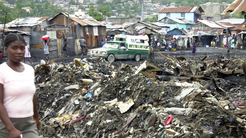 Cap Haitien en 2004. La situación ha mejorado, pero todavía son necesari...