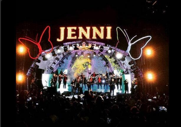 Jenni Vive 2015