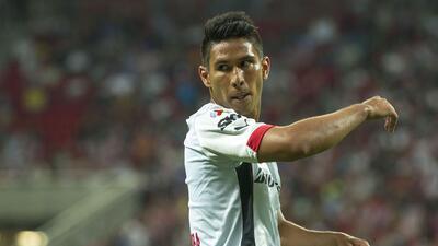 'Topo' Valenzuela reemplaza al lesionado Herrera Equihua en el Tri de Co...