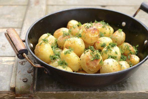 Para tu cookbook: el eneldo queda muy bien con las patatas, el pescado,...