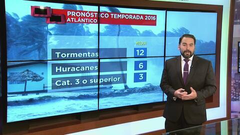 Lo que se espera en la temporada de huracanes