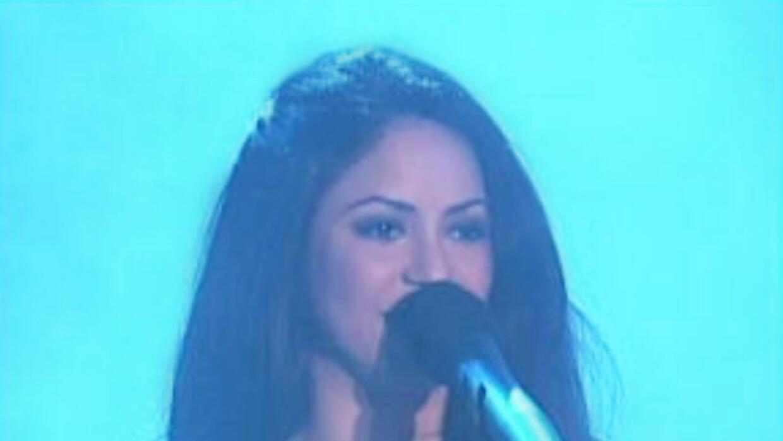 Shakira en Premio Lo Nuestro.