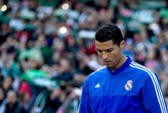 La semana estuvo llena de polémica alrededor del jugador portugués debid...