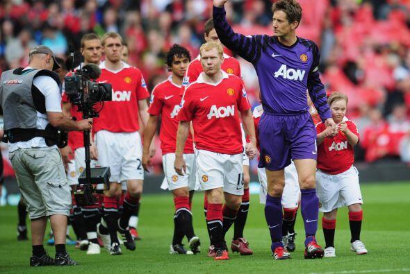 'Pinocho' logró una Premier League más y llegó a la Final de la Champion...
