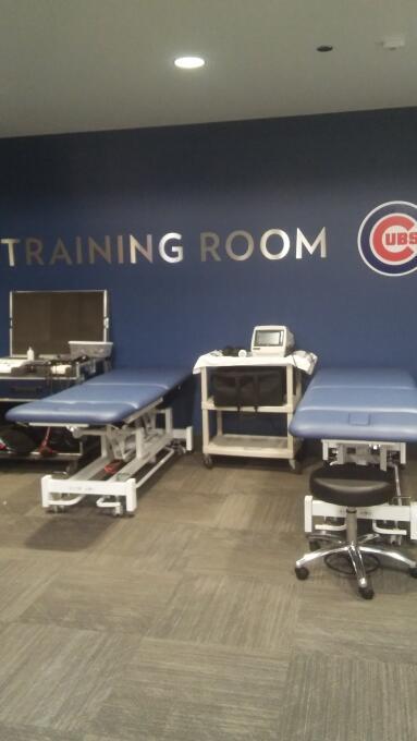 Mira cómo es por dentro la nueva casa club de los Cachorros de Chicago.