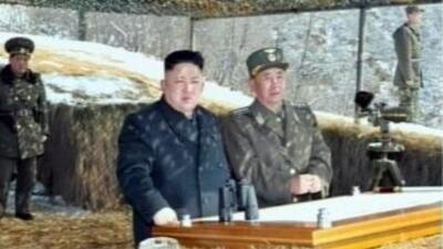 """Pyongyang advirtió que respondería de manera """"vigorosa"""" si continuaran e..."""