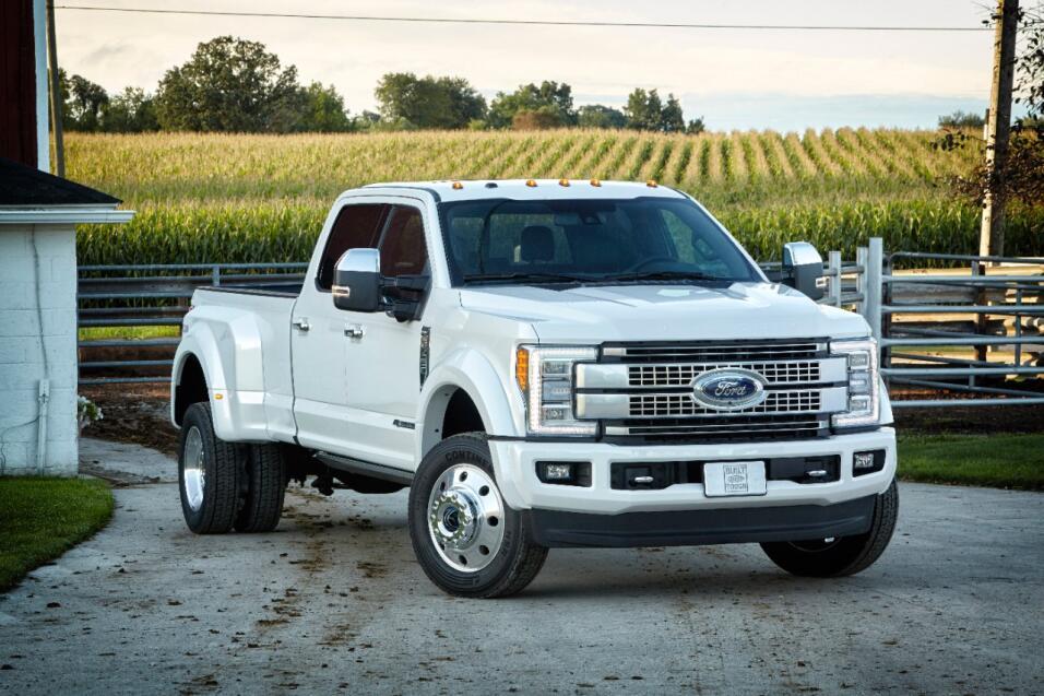 Chevrolet, Ford, GMC y Ram marcan el tope de gama en el mercado de pick...