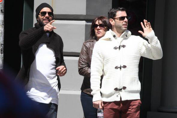 En relación a los hijos, no tendrán problemas, pues Matteo y Valentino s...