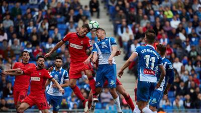 En fotos: Espanyol dio vuelta y venció 2-1 a Real Sociedad con Héctor Moreno de titular