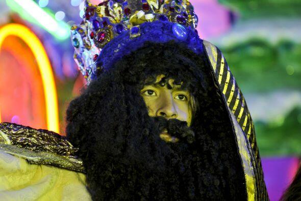 También en centros comerciales y tiendas los Reyes Magos están a la espe...