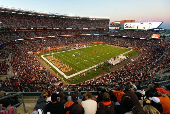 Domingo, Nov. 30 -- Ravens vs. Browns, FirstEnergy Stadium, Cleveland, O...