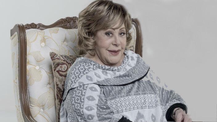 Silvia Pinal en 'Mi marido tiene familia'