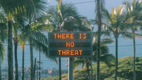 El 'fin del mundo' duró 38 minutos en Hawaii. Así lo vivieron los testig...