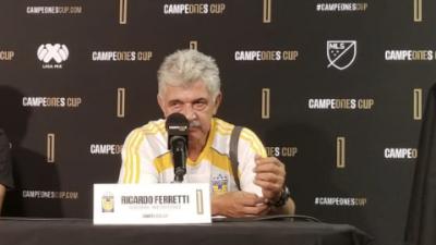 """'Tuca' Ferretti: """"Supimos aguantar y encontrar los goles"""""""