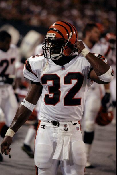 5. Ki-Jana Carter: Los Bengals apostaron por Carter en el Draft de 1995,...