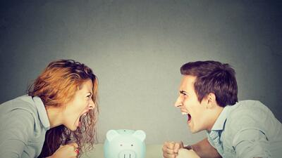 ¿Cómo se relaciona el perdón y la falta de dinero?