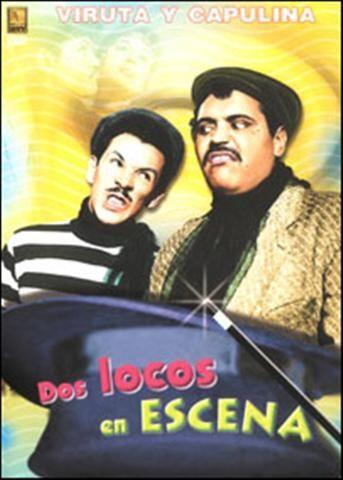 'Dos Locos en Escena' de 1959 cuenta con la participación estelar de los...