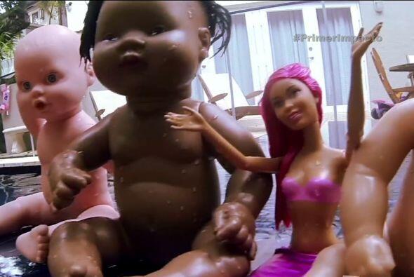 """""""Eso es fundamental porque casi que los muñecos son un reflejo para ello..."""