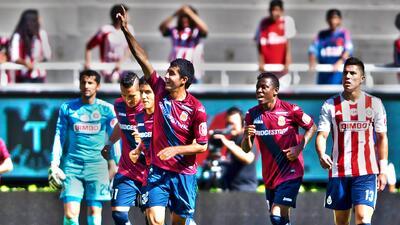 Chivas 2-3 Morelia: Monarcas da la campanada ante Chivas