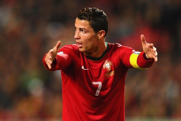 Lo que no se puede negar es que Cristiano Ronaldo es un director en la c...