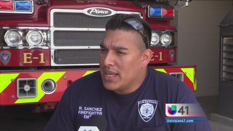 En los Zapatos de: Rogelio Sánchez, un bombero comprometido