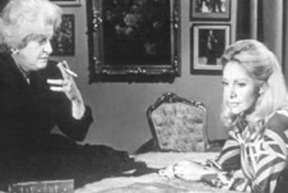 Jaqueline Andere es una verdadera reina de las telenovelas y del cine.