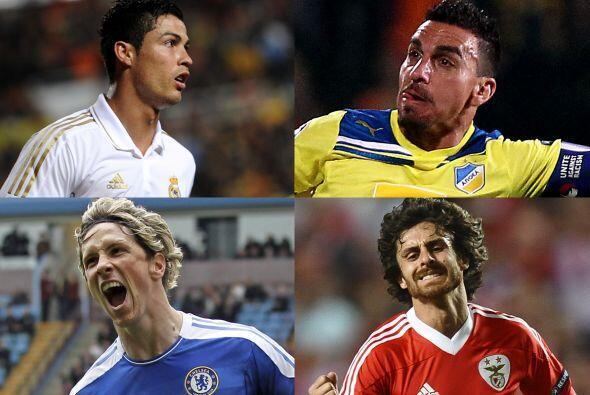 Real Madrid a rematar al Apoel y Chelsea definir con Benfica pase a Semi...
