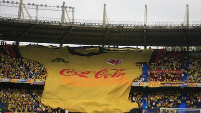 La fiesta ya está prendida en Barranquilla para el partido Colombia vs. Bolivia