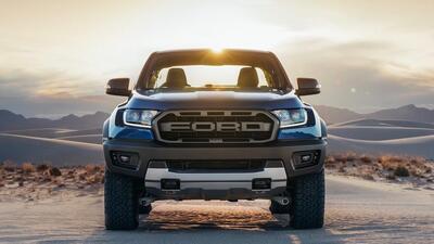 Ford Ranger Raptor, la 'mini me' de la F-150 Raptor