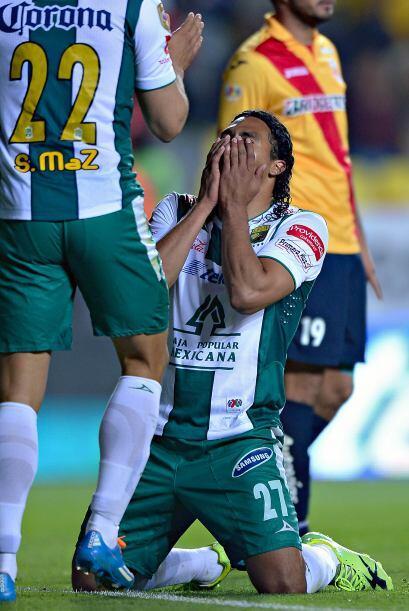 Eso les ha llevado a ganar sólo uno de cinco partidos en la Liga MX, el...