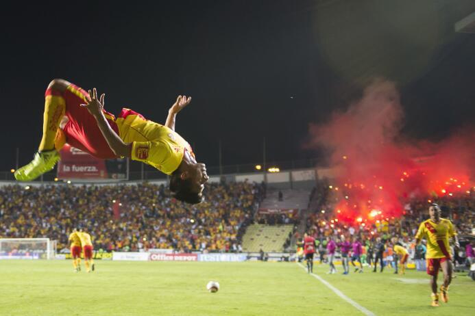 Juegazo y feria de goles entre Morelia y Tigres portada-angel-sepulveda-...