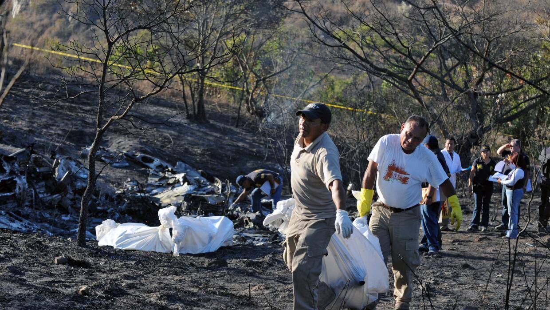 Accidente de tráfico en Honduras. (Imagen de Archivo).