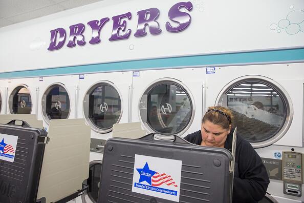 Desde lavanderías a museos, dónde hay casillas electorales...