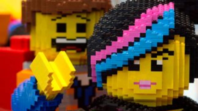 El danés Lego anunció el jueves unas ventas en el primer semestre que le...