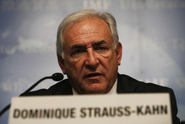 Strauss -Khan, conocido en Francia como DSK, fue ministro de Economía de...
