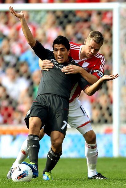 El Liverpool necesitaba un triunfo para prenderse en la pelea pero Stoke...