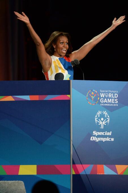 Las Olimpiadas Especiales Mundiales  se celebran cada dos años y alterna...