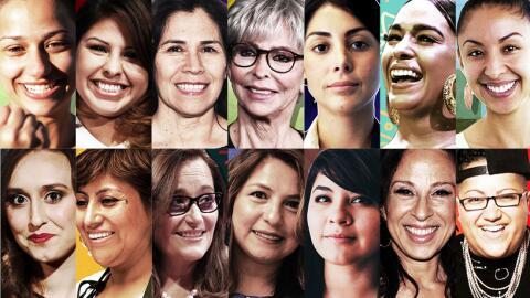 Women breaking barriers.