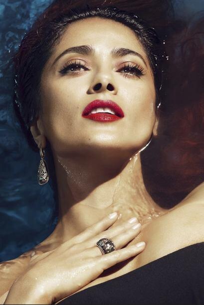 Las joyas son de la nueva colección de Milano.