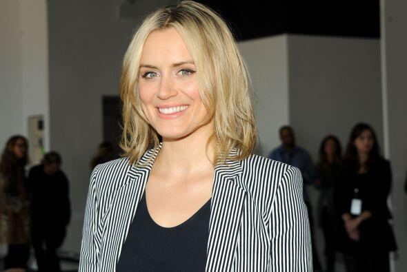 38. TAYLOR SCHILLING Otra revelación de Hollywood, la actriz de 29 años...