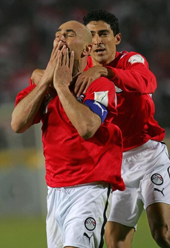 5. Hossam Hassan (Egipto) - 169 partidos