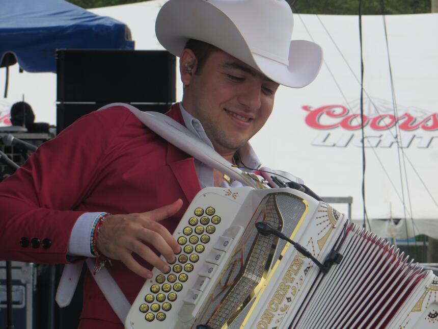 Mira las fotos del concierto de Jorge Valenzuela en Fiestas Patrias 2015