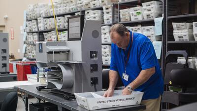 A tres días del plazo final, en Broward no han empezado el recuento de votos ordenado en Florida