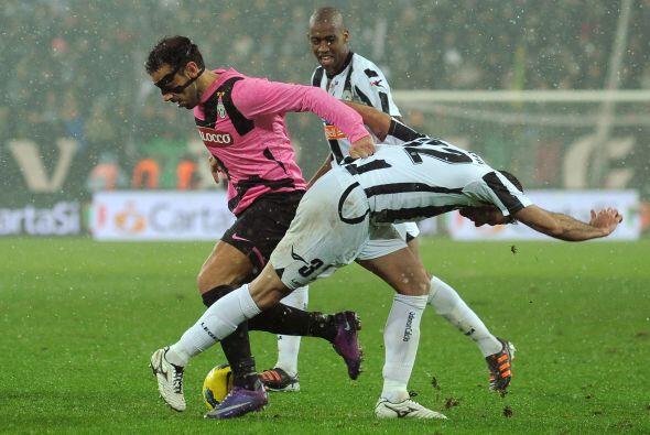 Udinese apretó las marcas en busca del empate y lo logró mediante Antoni...