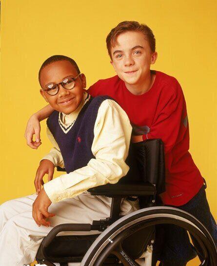 Craig Lamar Traylor era el amigo discapacitado de Malcolm, llamado Stevie.