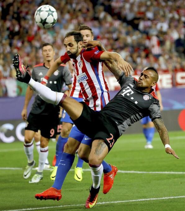 Así les fue a los futbolistas latinos en la segunda jornada de la Champi...