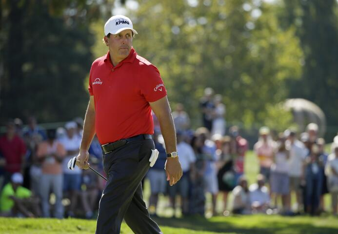 6. Phil Mickelson (Golf) - 815 millones de dólares
