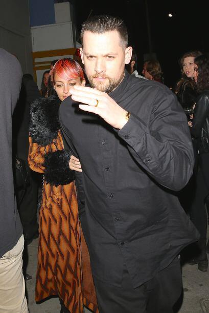 Nicole Richie y Joel Madden tuvieron una original cita romántica.