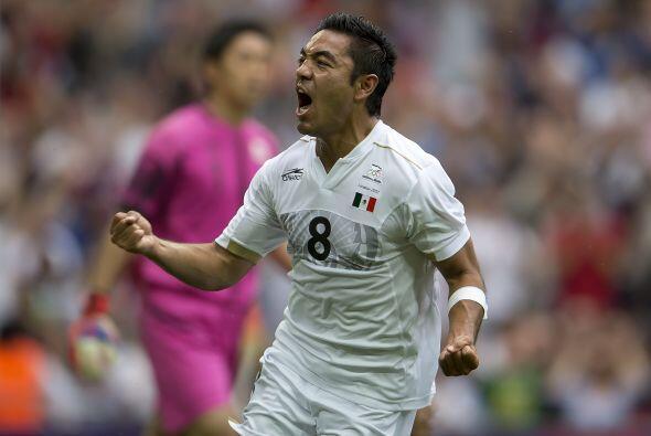 Los Juegos Olímpicos que tuvo el conjunto mexicano y en específico Marco...