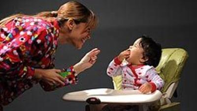 La hora de la comida debe ser un momento agradable para el niño y no deb...